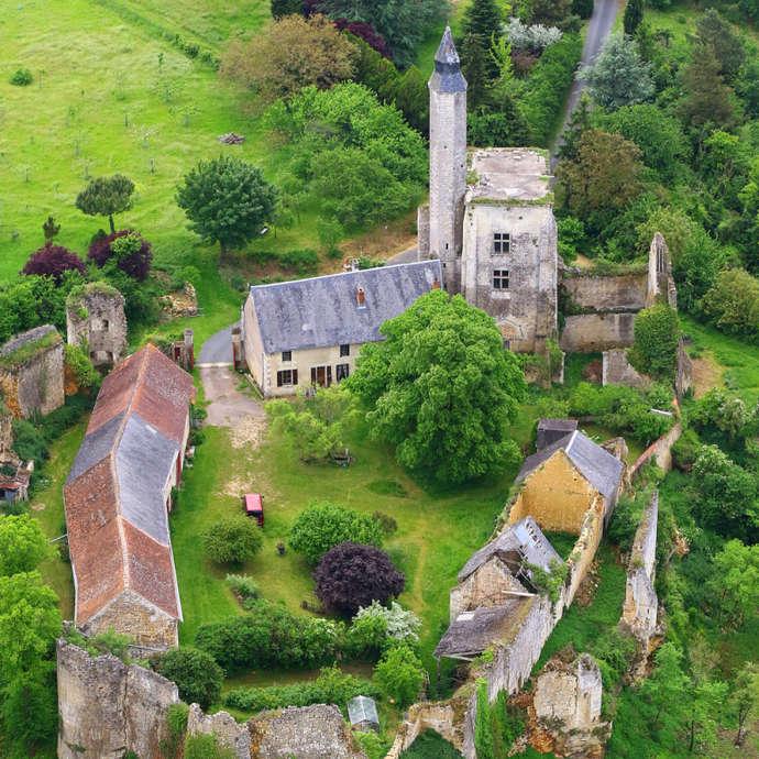 Journées Nationales de l'Archéologie, Château de Marmande