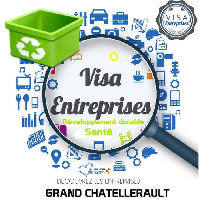 Visa Entreprises 2019 : Nat'Thuré Végétal