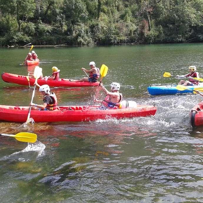 Aigue Vive canoe kayak