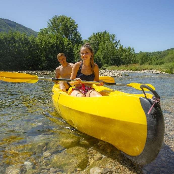 Location de canoës - Camping Canoës Gorges du Tarn