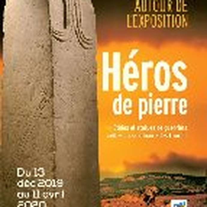 """Visite sensorielle """"Héros de pierre"""" - Musée Millau Grands Causses"""