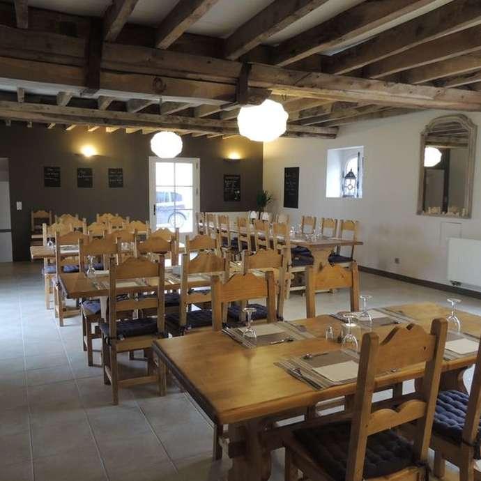 Restaurant La Corbonnière