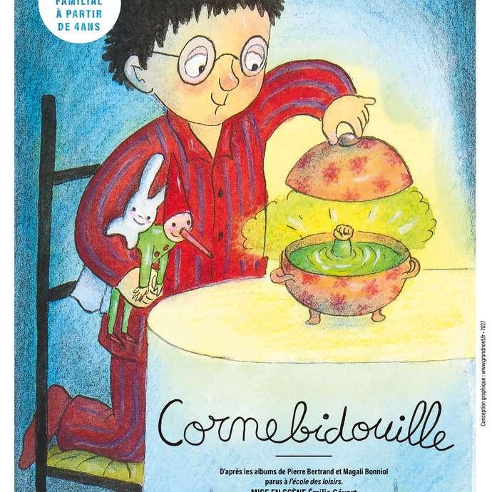 Spectacle - Cornebidouille