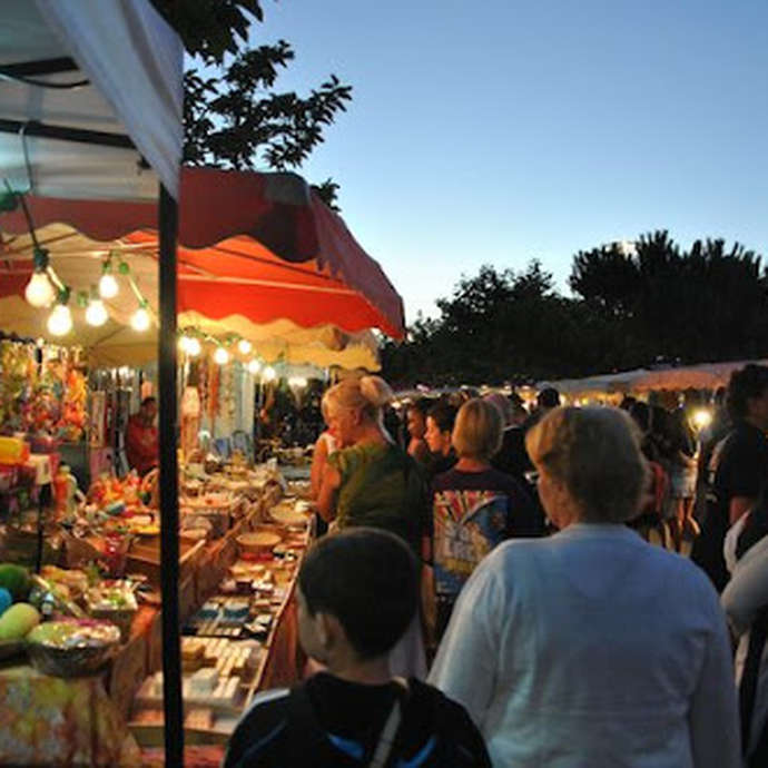 [ANIMATION CONFIRMEE] Marché artisanal nocturne