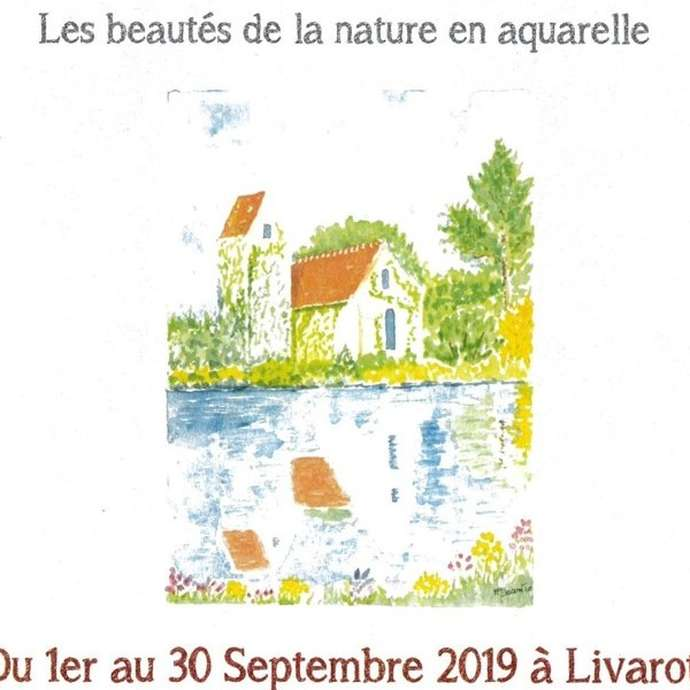 Exposition de Marie-Paule Lecomte au Village Fromager Graindorge à Livarot