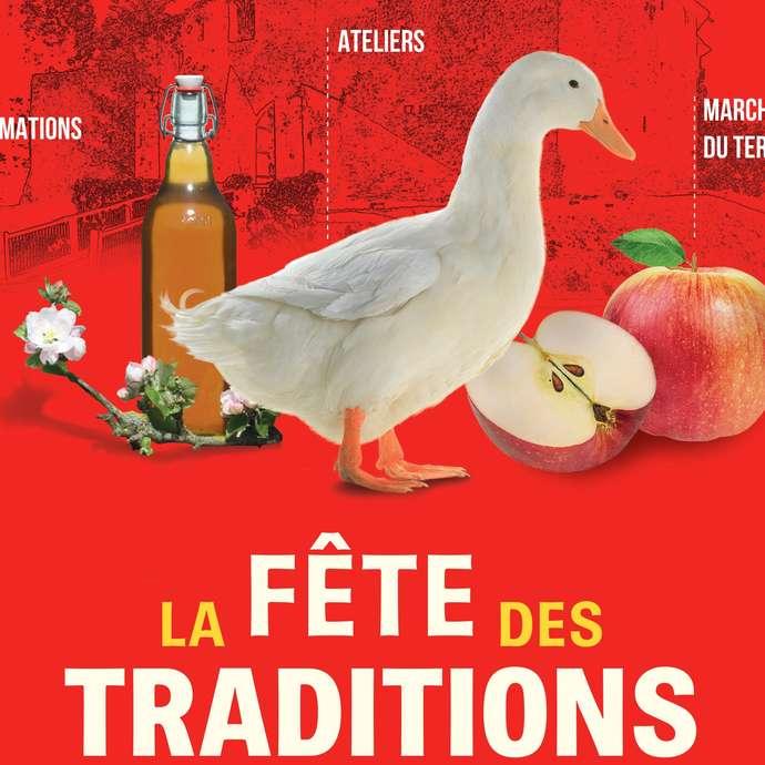 La fête des traditions au Château de Crèvecoeur