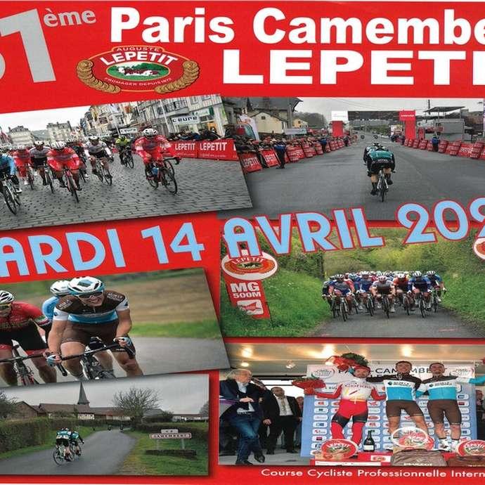 81ème Paris Camembert Lepetit - EVENEMENT ANNULE