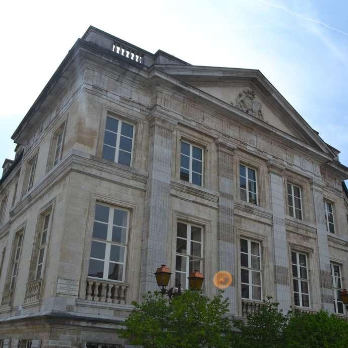 JOURNEES EUROPEENNES DU PATRIMOINE : L'HOTEL DESANDROUIN OU PALAIS IMPERIAL